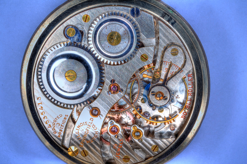 chuck bennett photography pocket watch closeup