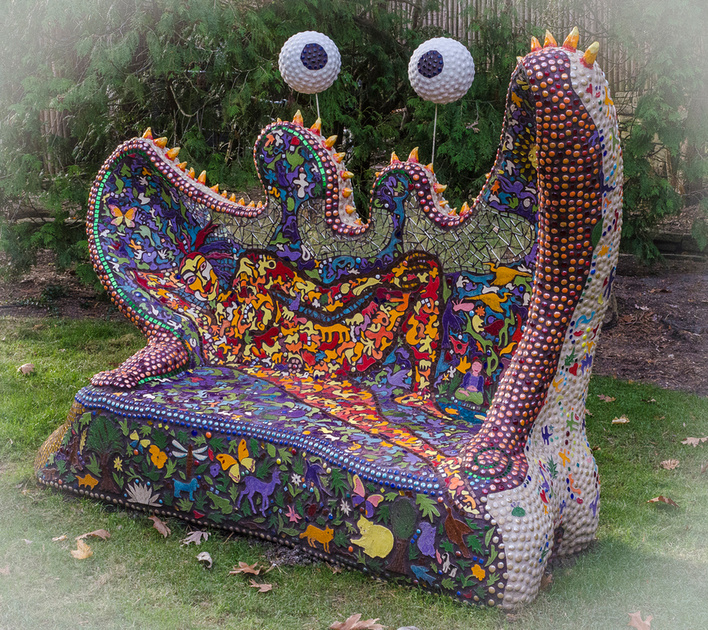 Funky Bench