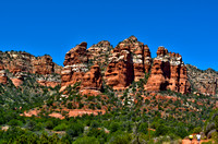 San Diego and Sedona
